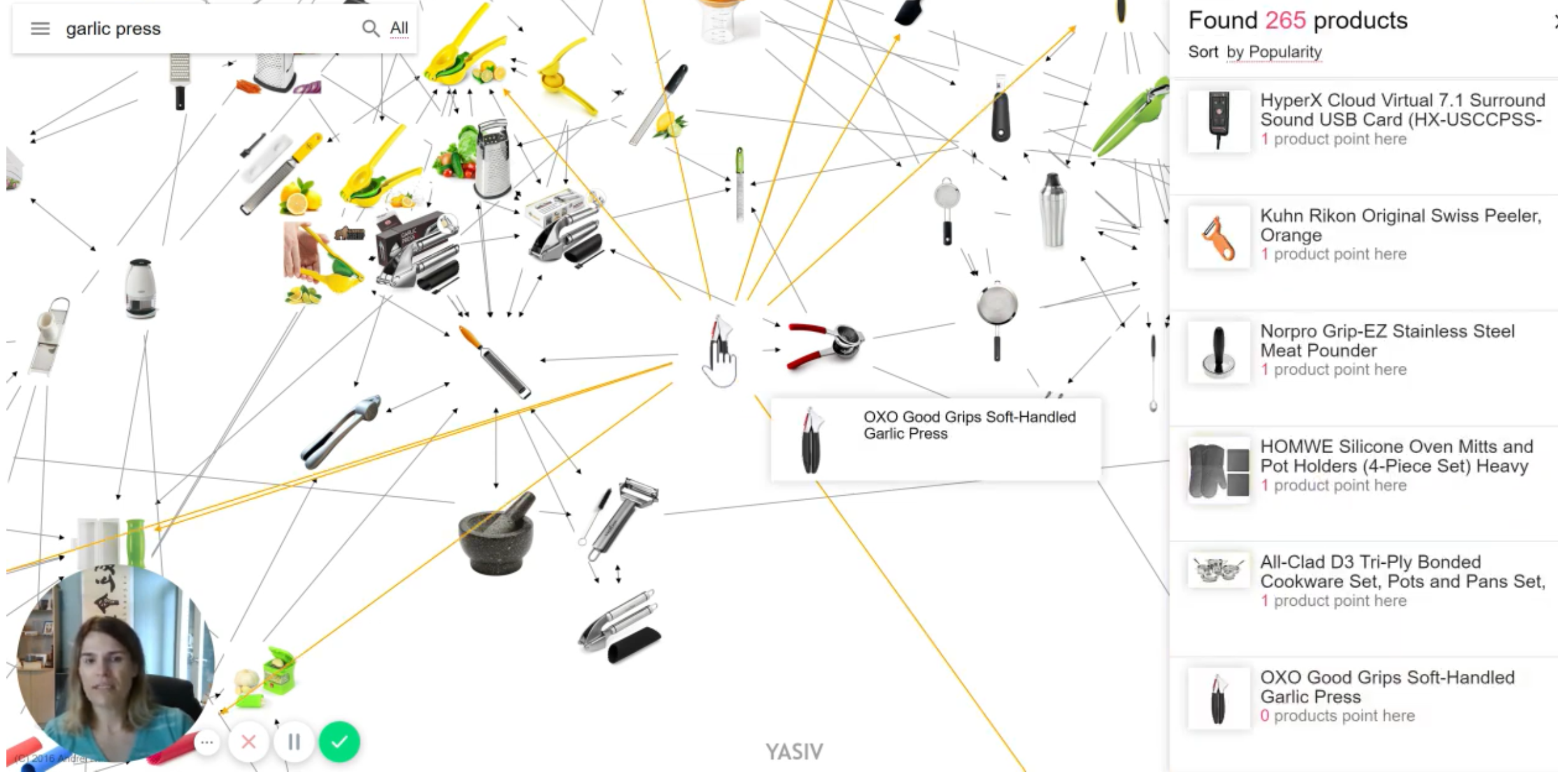Amazon Products Visualization Tool for Product Research, Market Research, and Bundling