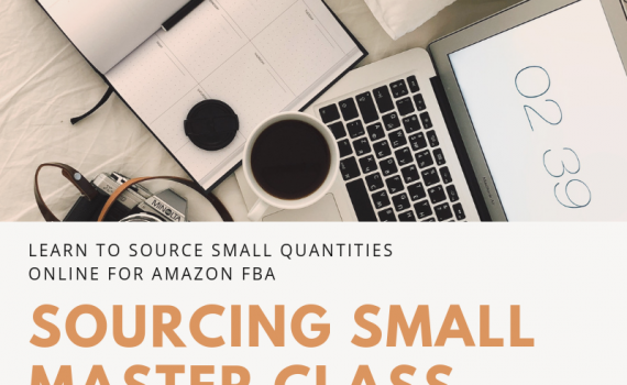 sourcing small quantities of products Amazon FBA from China