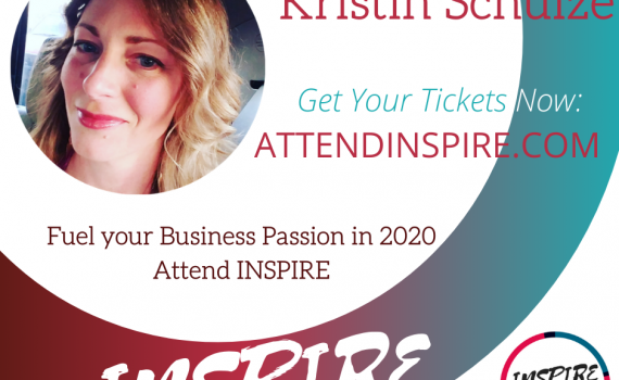 Kristin Schulze Inspire Business conference San Antonio
