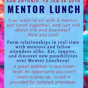 Inspire Mentor Lunch