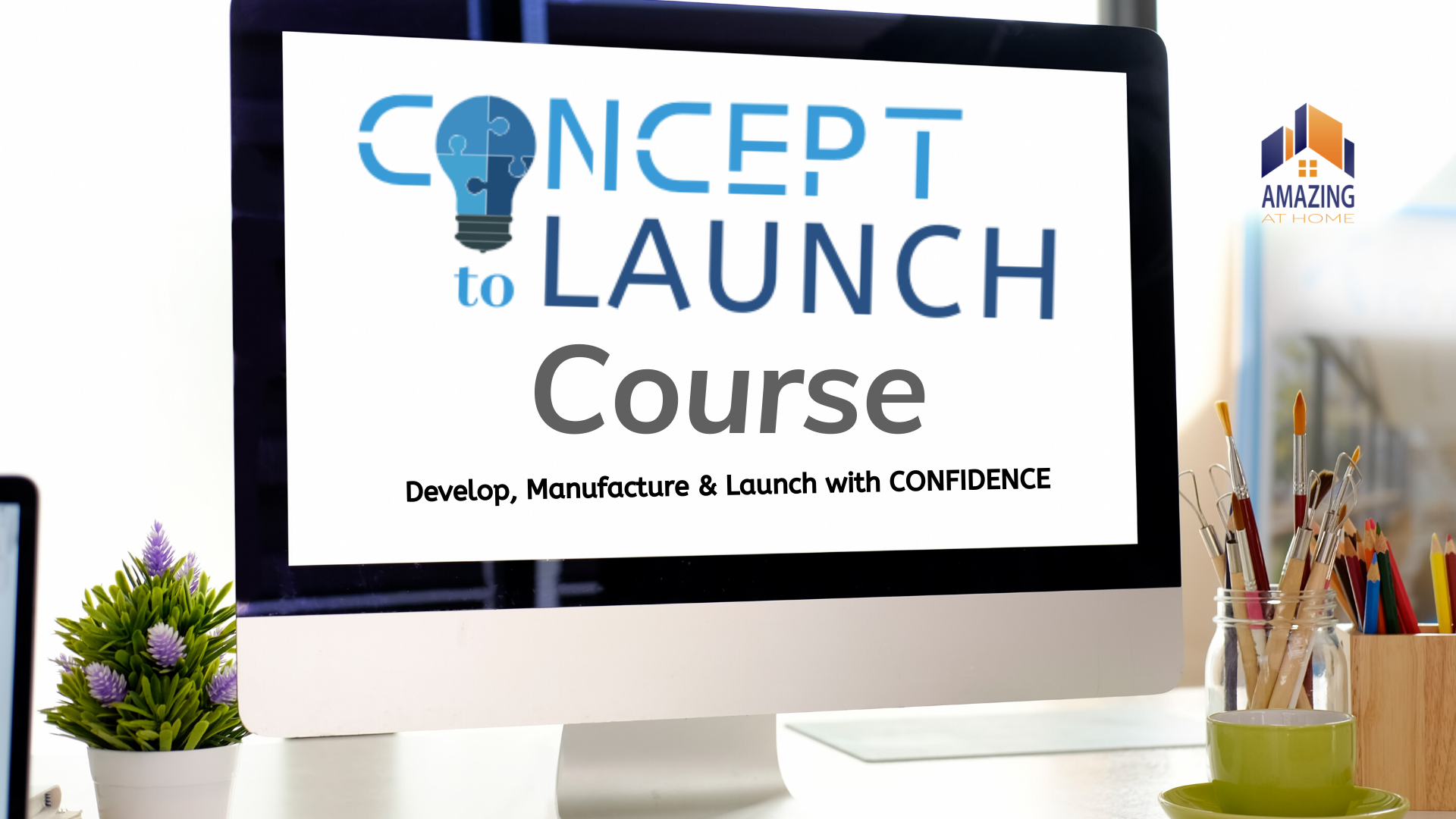 New Private Label Course – Concept to Launch