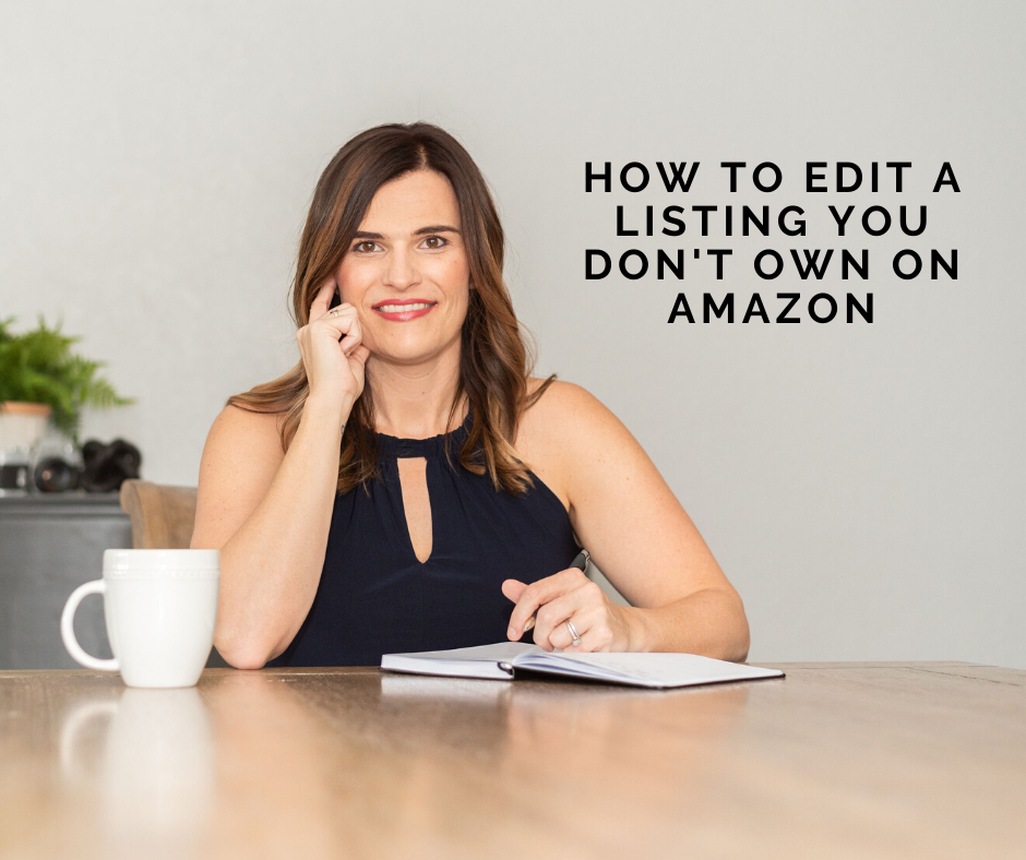 How to Edit Amazon Product Listings When You're Not the Brand Owner