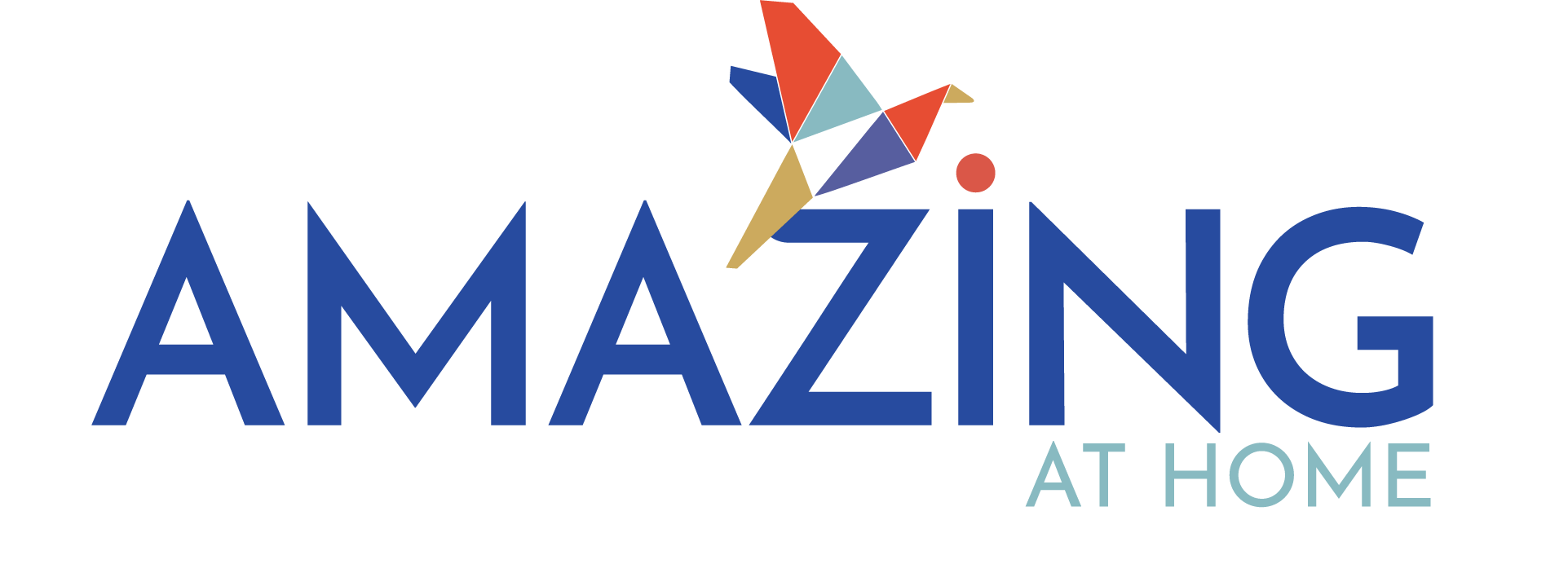 Amazing at Home Logo