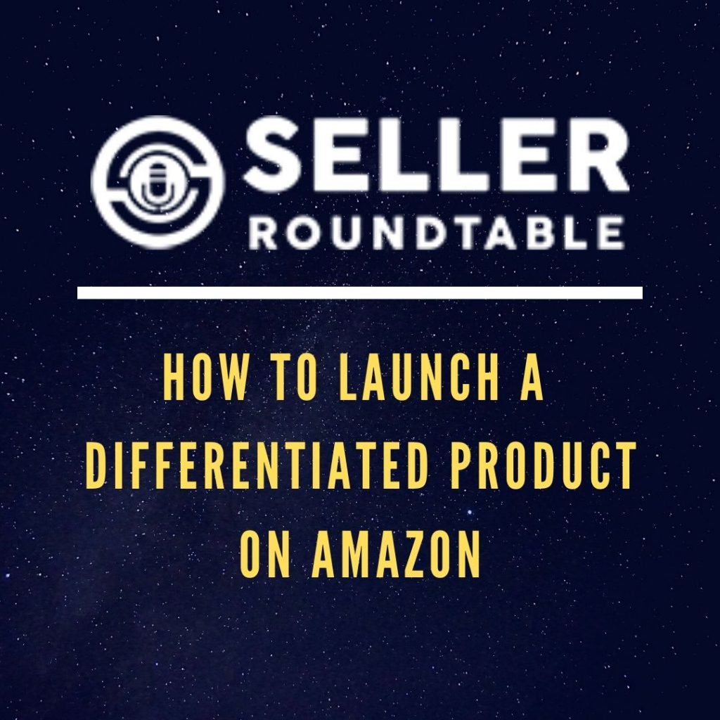 how to launch a differentiated product on Amazon