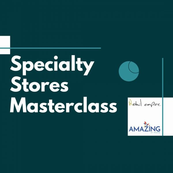 Sell in Retail Masterclass