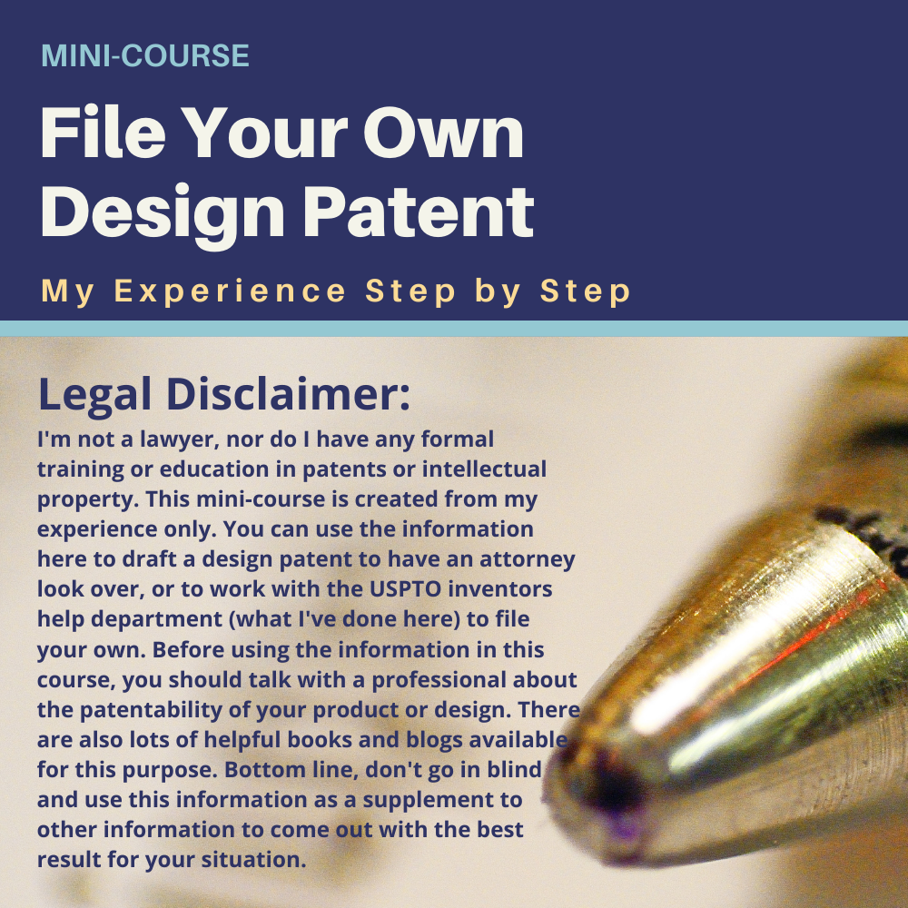 DIY Design Patent
