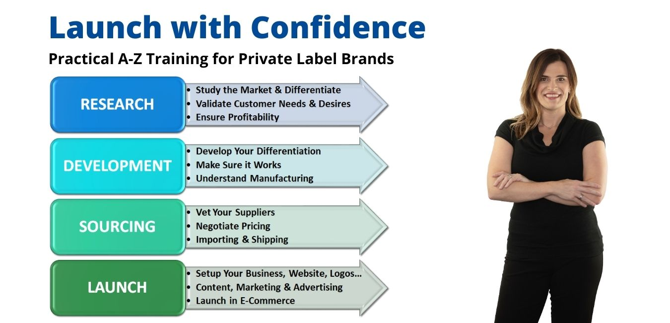 Amazing at Home Private Label Course