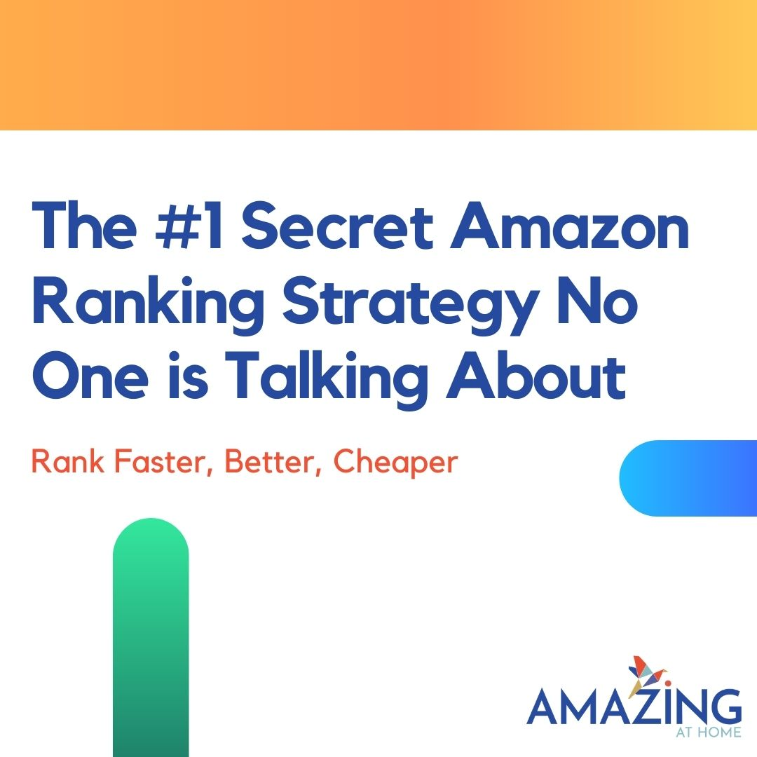 Amazon SEO: How to Rank Products to Page 1 and Stay There