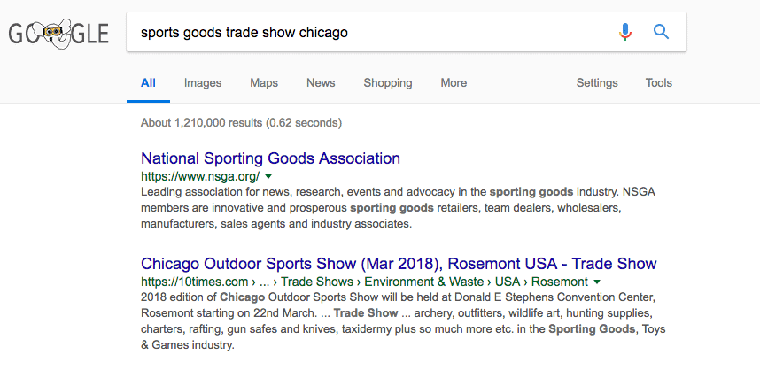 how to find manufacturers in a google search